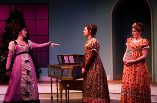 Austin's top actresses shine in three upcoming plays