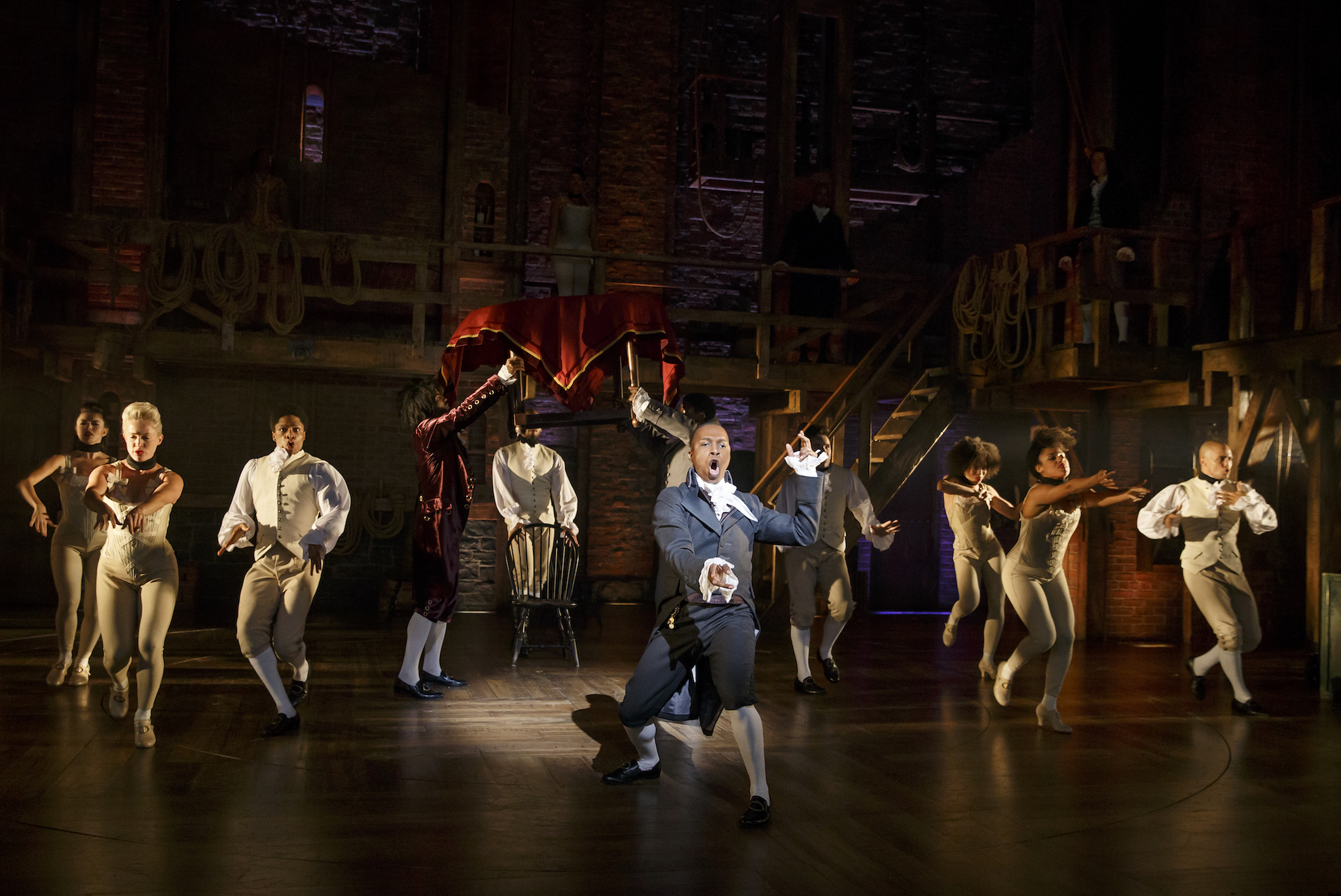 Here's how to get 'Hamilton' tickets