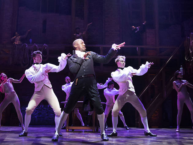 Here's how to get 'Hamilton' tickets in London in 2019