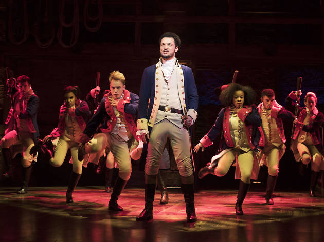 'Hamilton' the musical: your West End guide