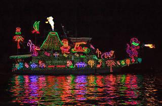 Newport Beach Christmas Boat Parade
