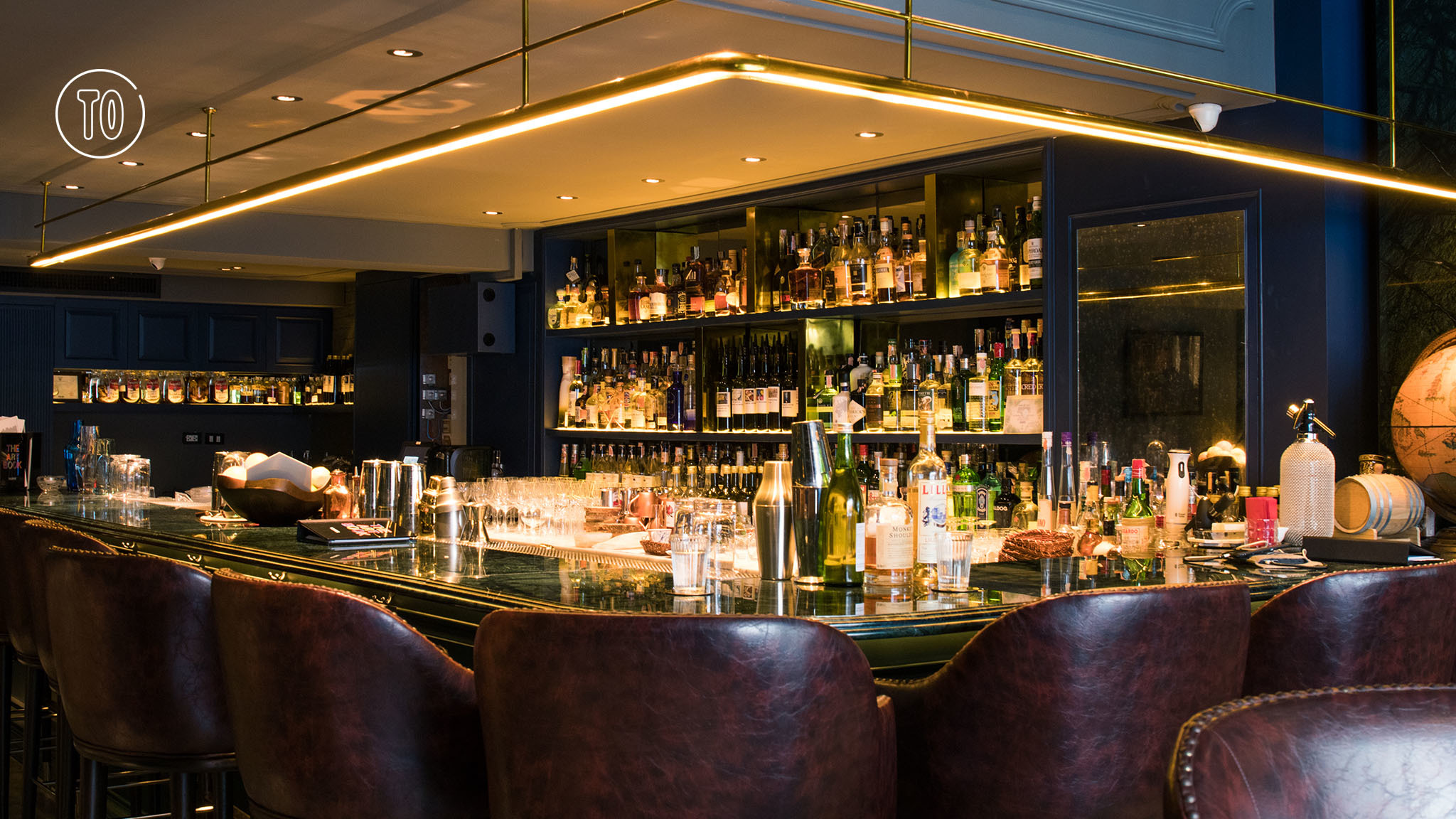 Best bars in Silom and Sathorn