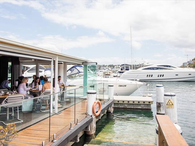 The best waterfront restaurants in Sydney