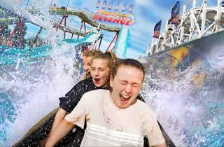 Luna Park, Pirate's Revenge, Water slide