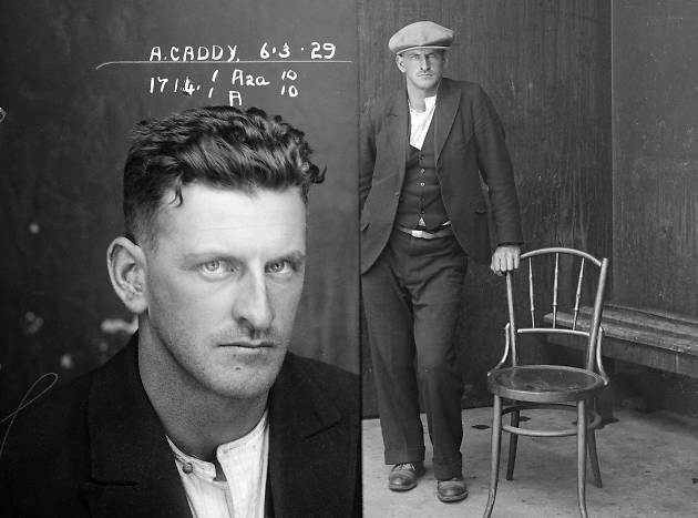 Underworld: Mugshots from the Roaring Twenties at Museum of Sydney