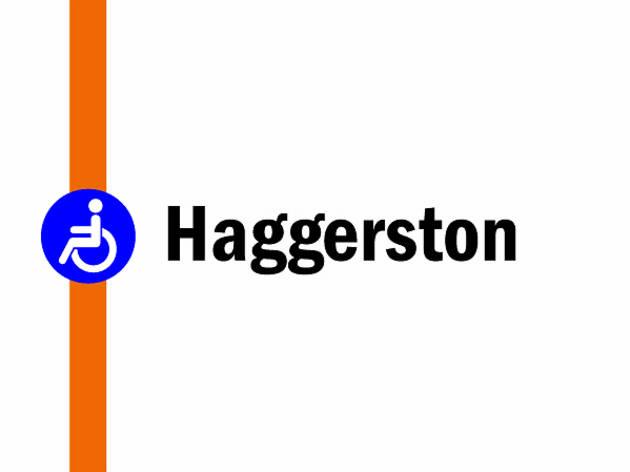 Night tube on the Overground: Haggerston