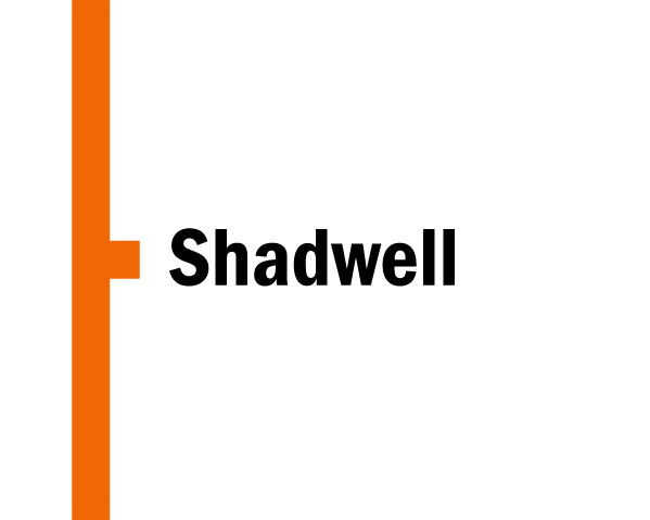 Night tube on the Overground: Shadwell