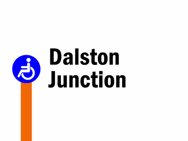 Night tube on the Overground: Dalston Junction
