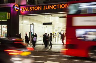 Dalston Junction Overground