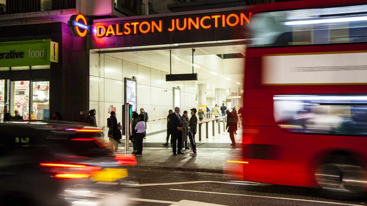 Dalston Junction Overground