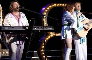 Stars in concert. A tribute to ABBA