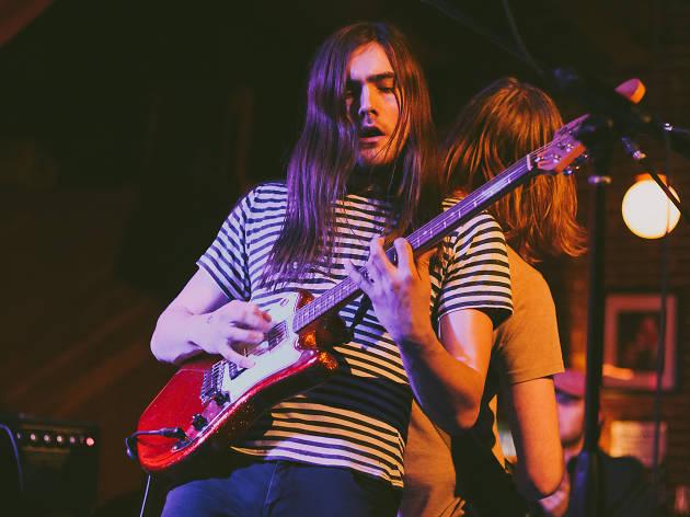 Indie rock group Diarrhea Planet