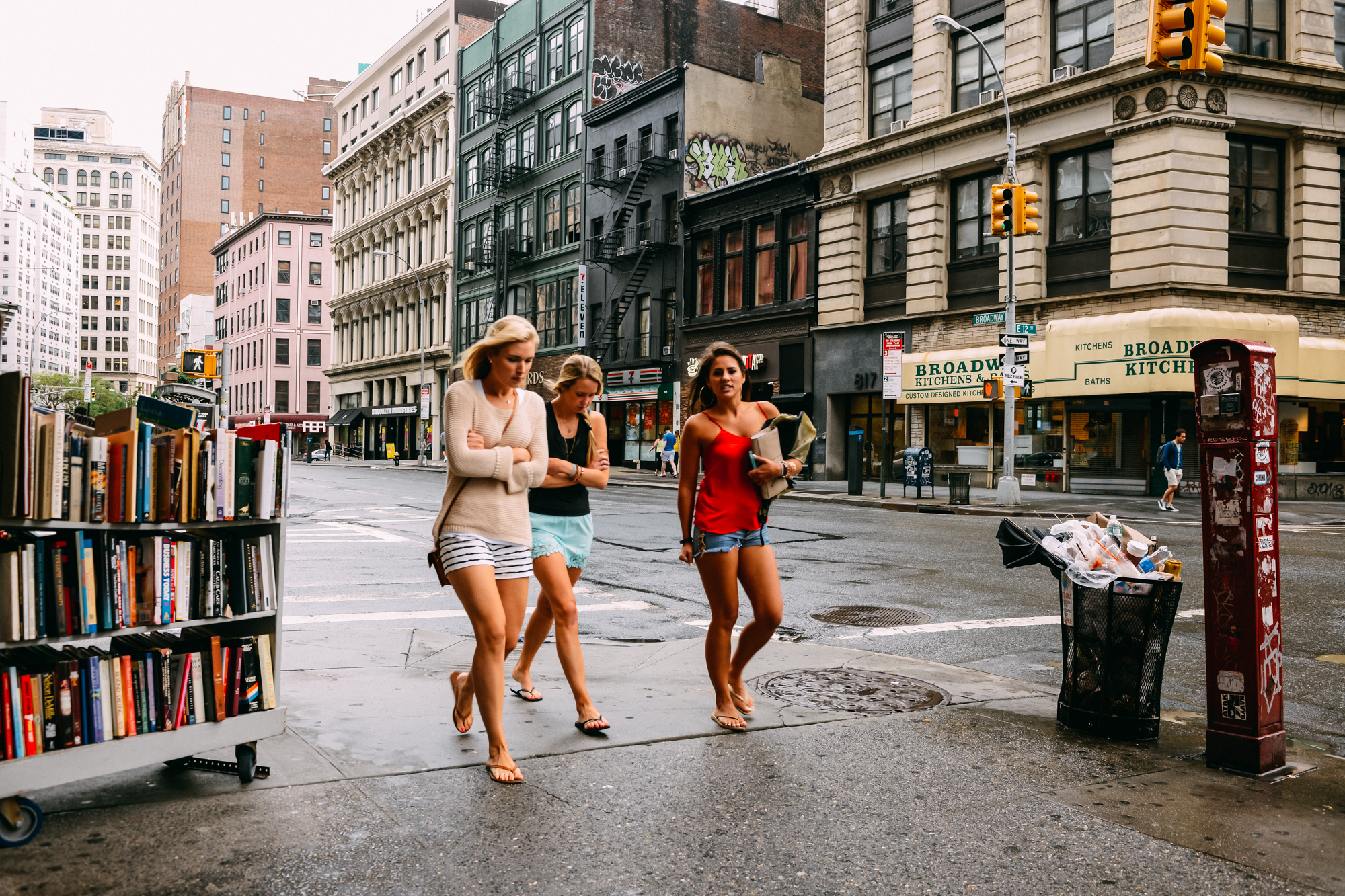 20 ways to spot a Californian in NYC