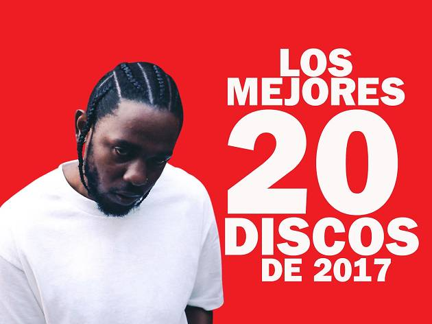 Los 20 mejores discos de 2017