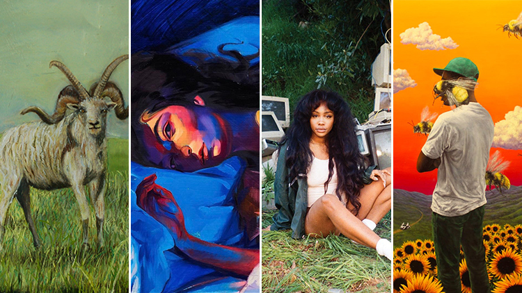 The best albums of 2017
