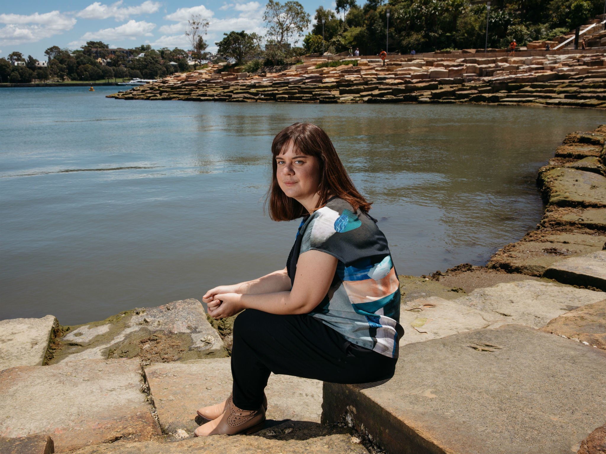One of the most profound stories to be told at Sydney Festival will be of Barangaroo, the woman