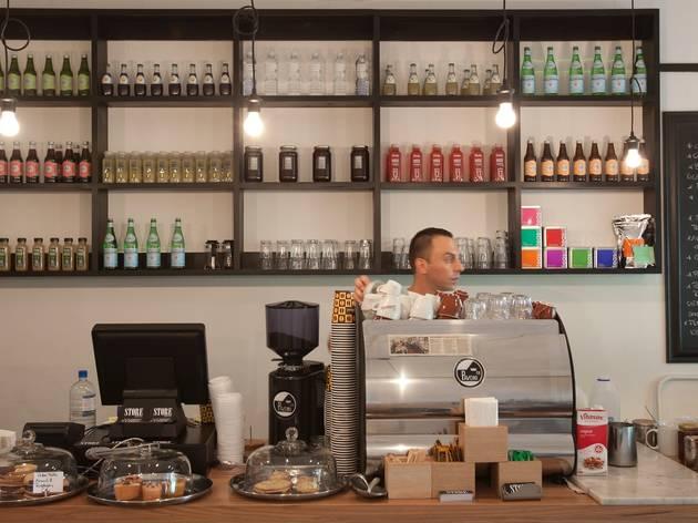 Store Espresso