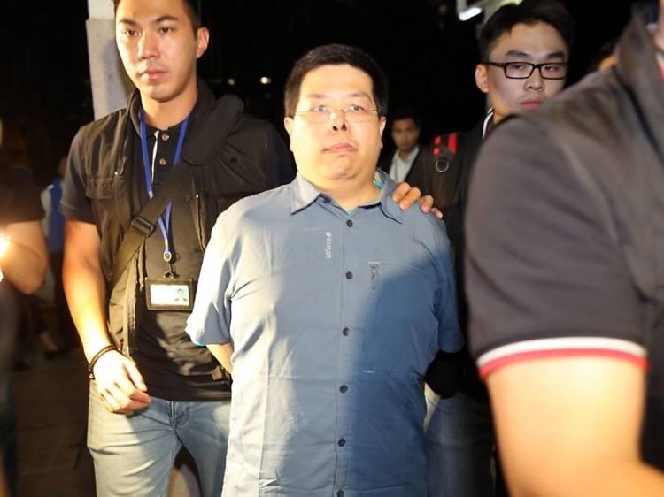 2. 林子健 Howard Lam Tsz Kin