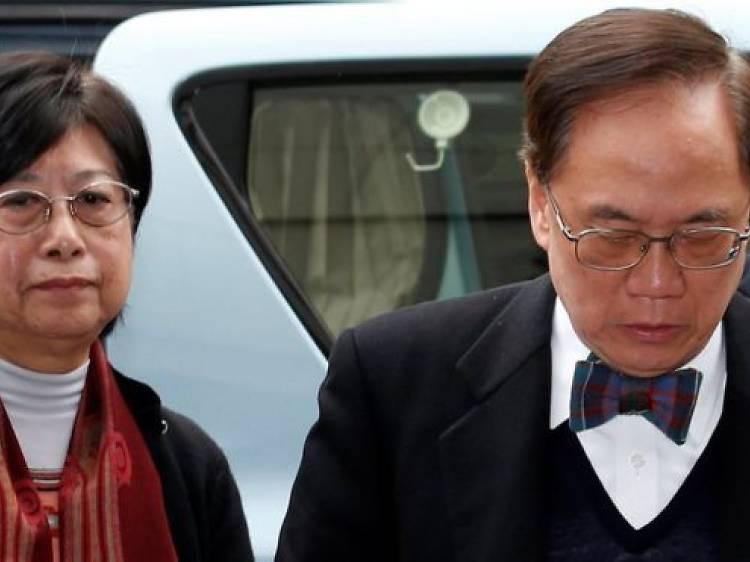 3. 曾蔭權 Donald Tsang