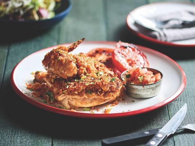 azores african chicken