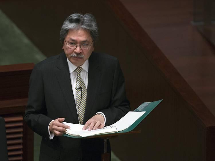 5. 曾俊華 John Tsang