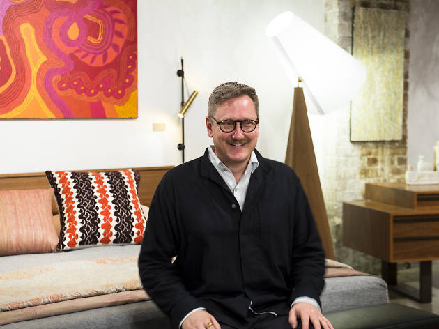 Surry Hills stalwart Ross Longmuir shares his favourite local haunts