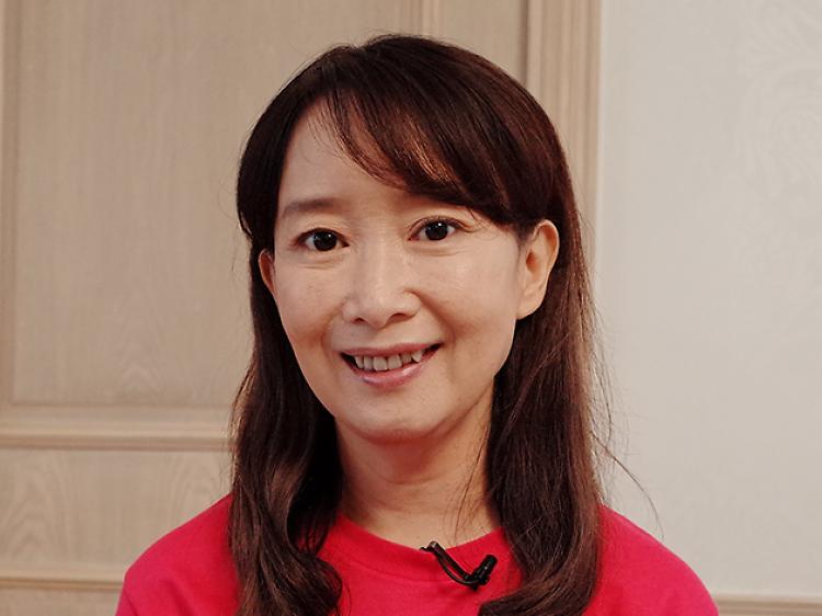 10. 陳美齡 Agnes Meiling Kaneko Chan