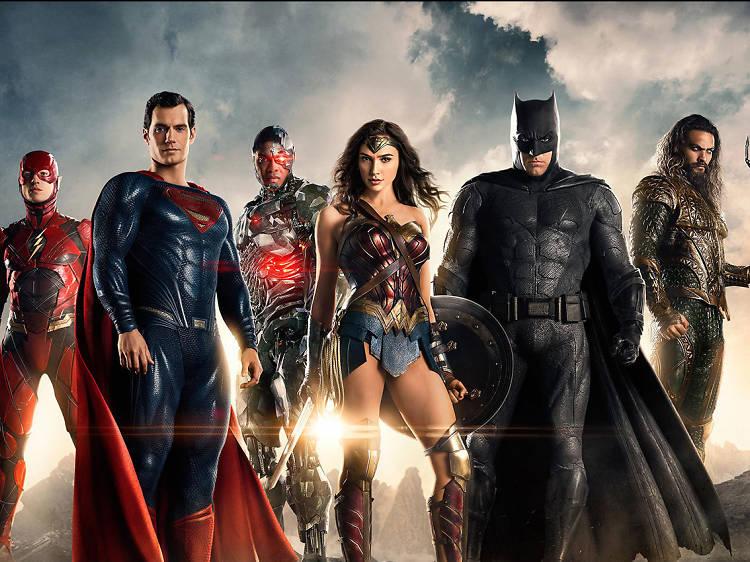 6. 正義聯盟 Justice League