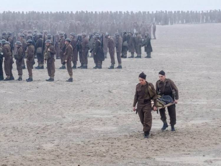 5. 鄧寇克大行動 Dunkirk
