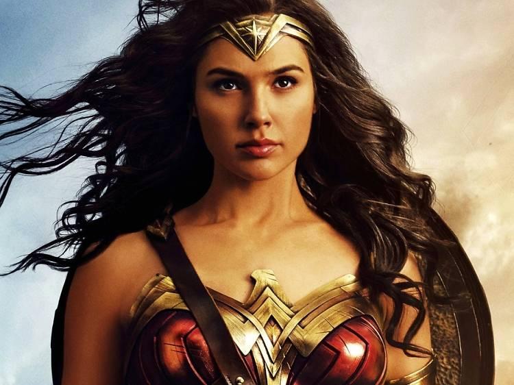 3. 神奇女俠 Wonder Woman