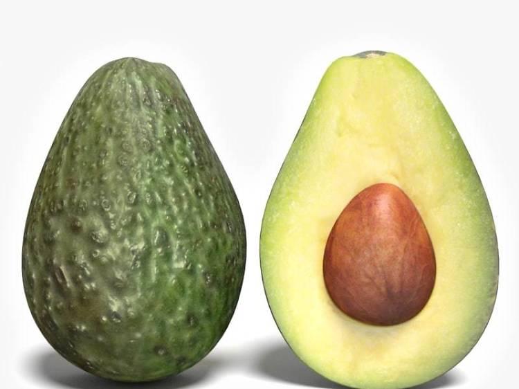3. 牛油果 avocado