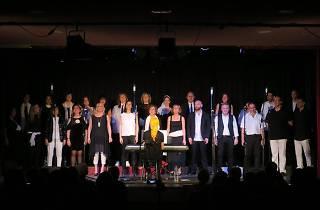 Concierto de Navidad y de celebración del 5º aniversario de la coral BlackiBlanc