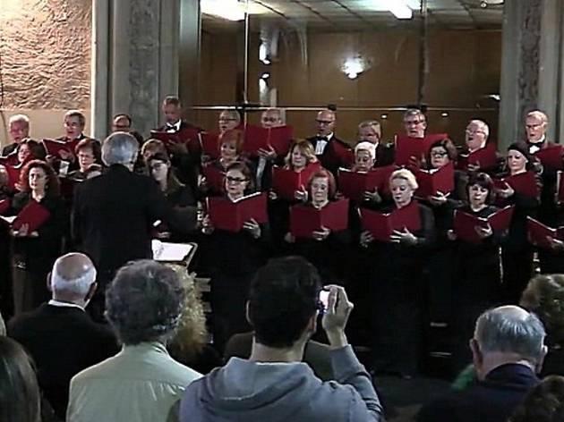 Concerto do Coro Laudate