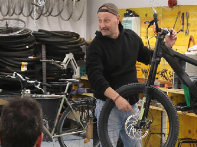 Arregla la bici