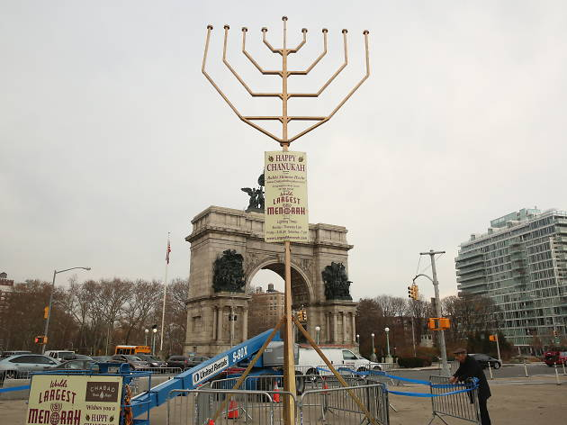 Hanukkah in NYC 2018 Guide Including Festive Events