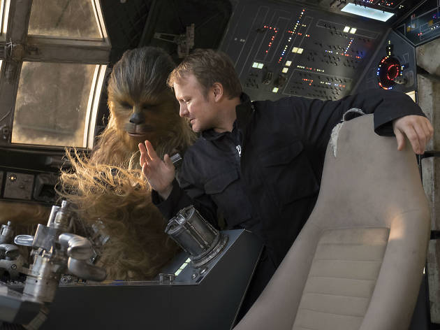 Rian Johnson director de Star Wars
