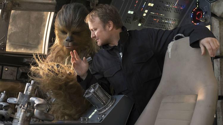 Rian Johnson director de Star Wars
