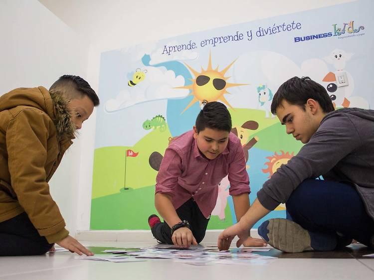 Business Kids, un centro de desarrollo empresarial para niños