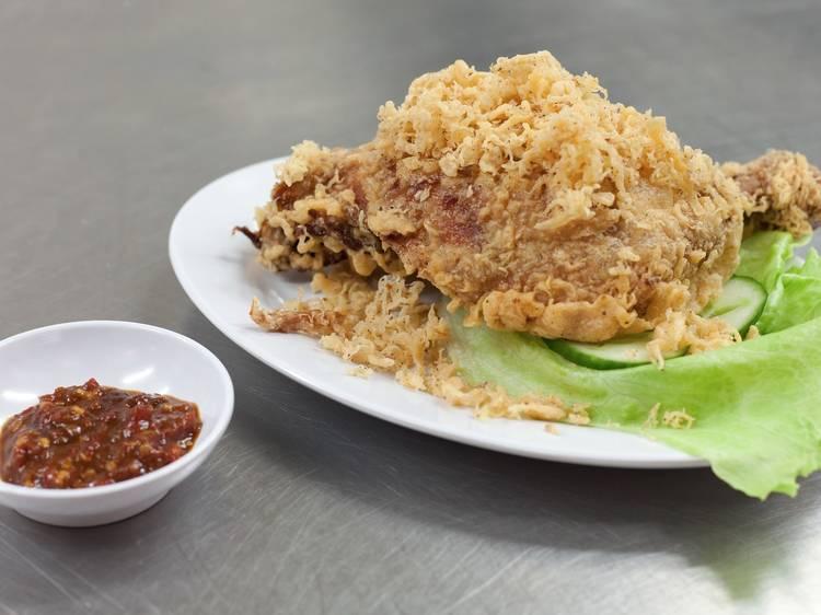 ATL Ayam Tulang Lunak Crispy