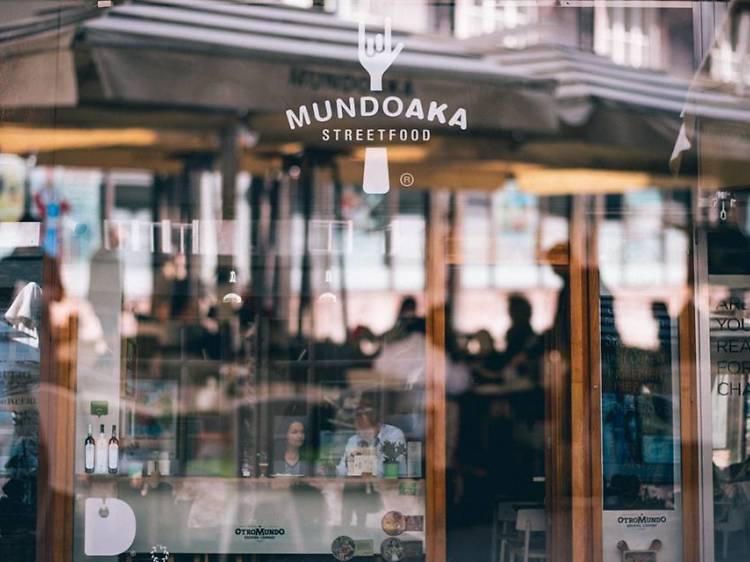 Mundoaka