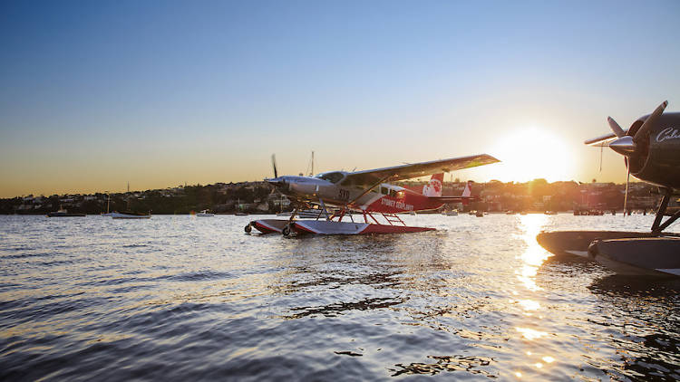 Sydney Seaplanes Empire Lounge