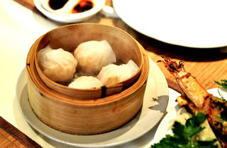 Dumplings at Hung Cheung
