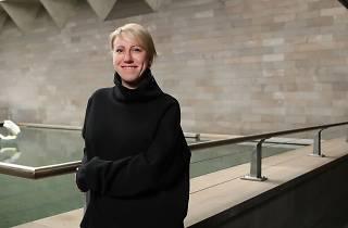 Ingrid Rhule (Photograph: Graham Denholm)