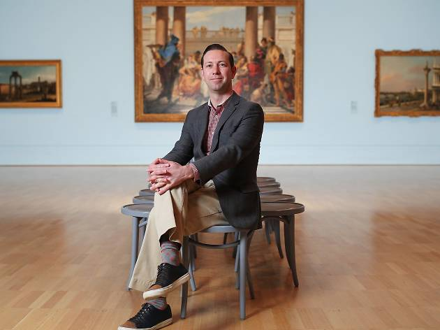 Simon Maidment (Photograph: Graham Denholm)