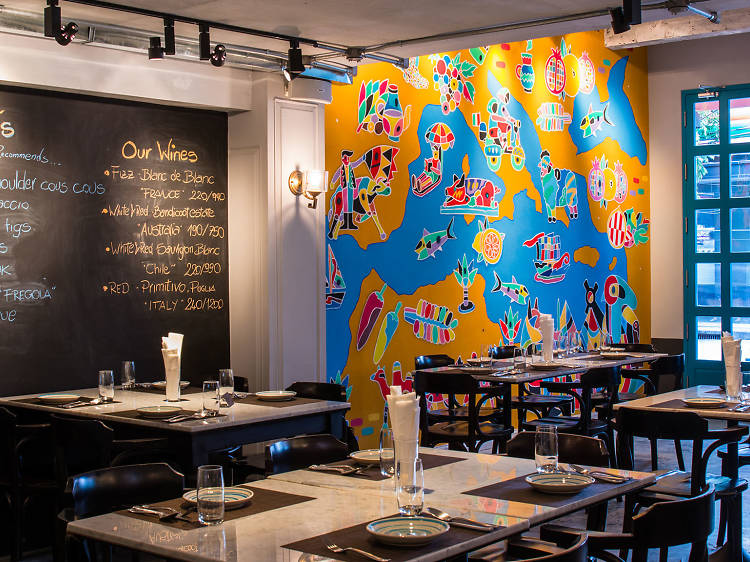 Best restaurants and cafes in Silom and Sathorn