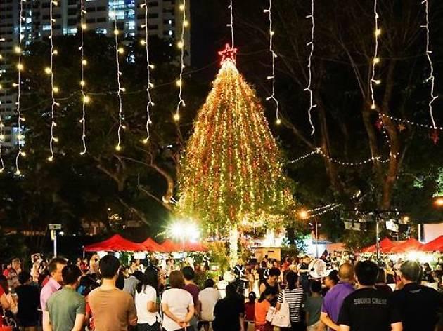 Christmas in Queenstown