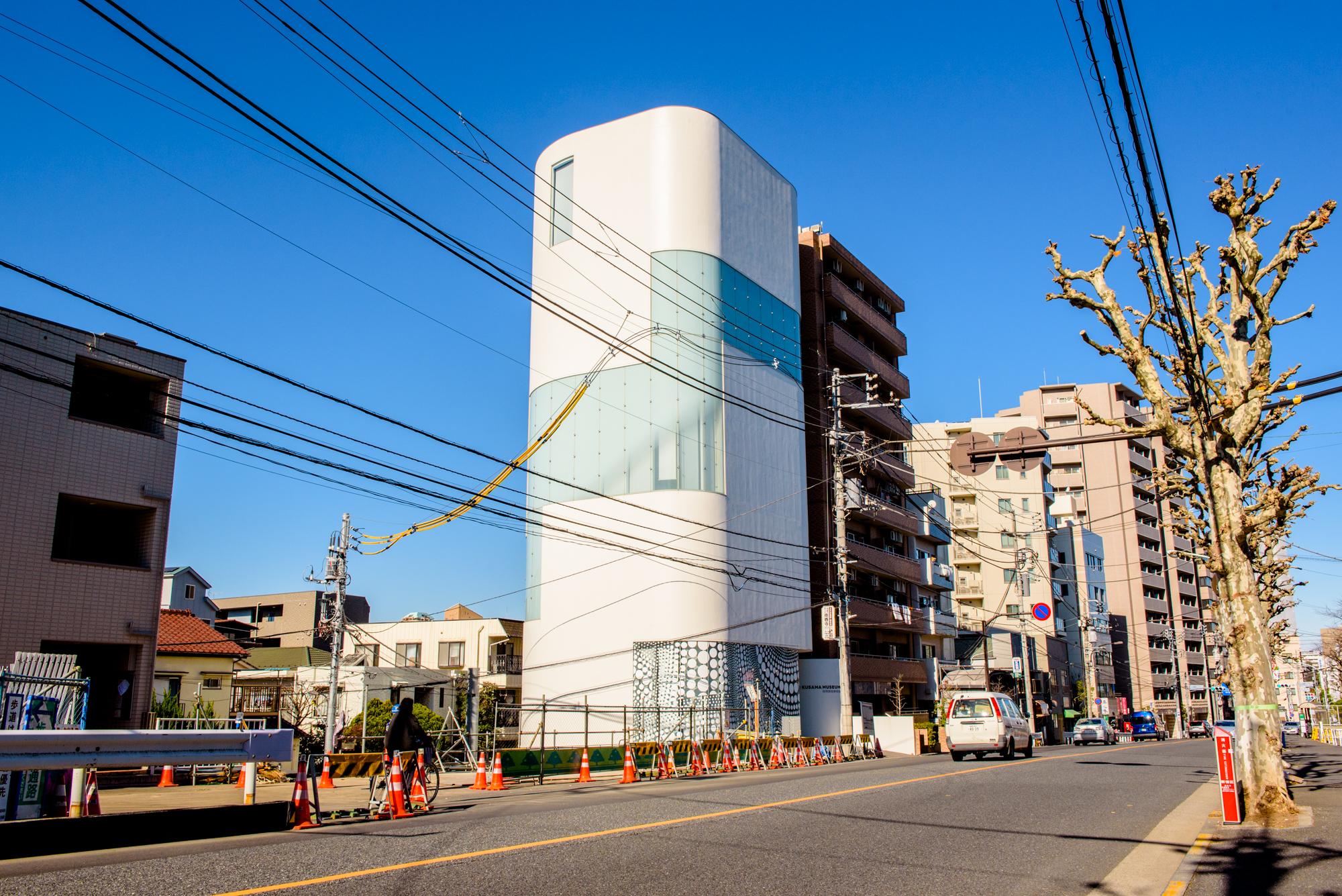 Yayoi Kusama Museum | Time Out Tokyo