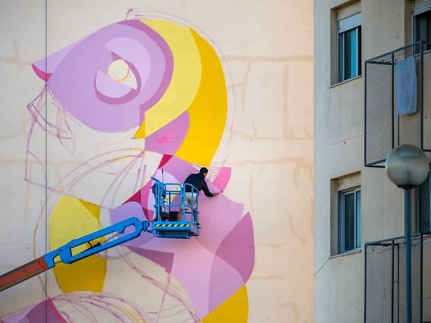 Street art tour: Marvila e Olaias