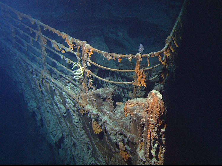 Search for shipwrecks