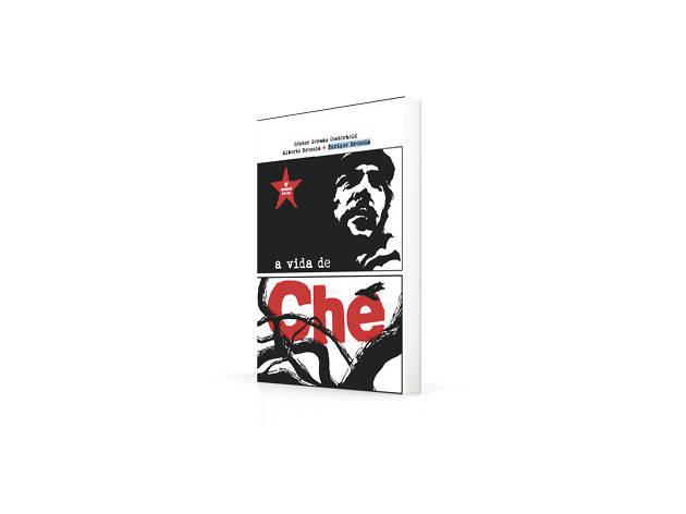 A Vida de Che, Héctor Germán Oesterheld (argumento) Alberto e Enrique Breccia (ilustrações), Levoir, 11,90€
